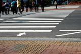 Padestrian Crosswalkers