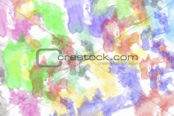 grunge hand drawn watercolor background