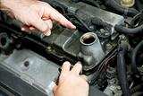 Car Repair - Changing Oil