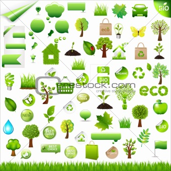 Collection Eco Design Elements