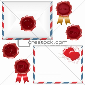 Post Love Set