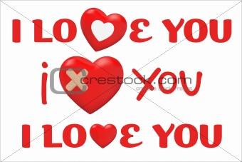Valentines Day Type Text