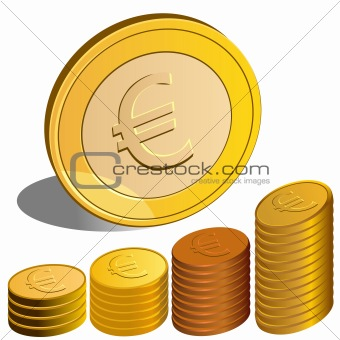 vector Money euro
