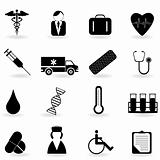 Health-care symbols