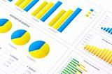 Financial Analysis with charts
