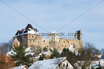 Castle Lipnice