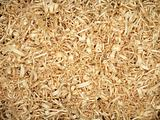 wood shavings