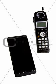 Smarthphone and Portable Phone