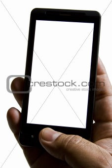 Smartphone One-Hand Operation