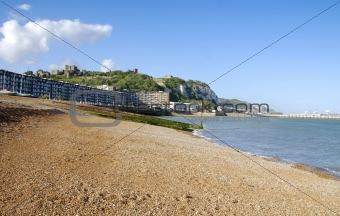 Beach in Dover