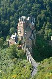 Burg Eltz in the forest