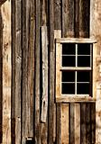 Vintage Wall and Window