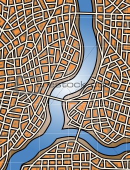 City river