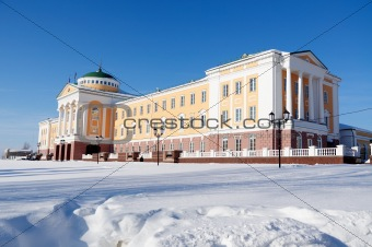 Palace of the President of Republic of Udmurtia