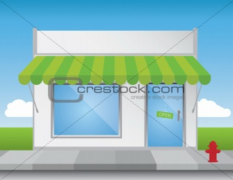 Shop Front