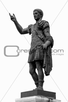 Ancient Roman Staue