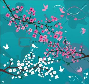 blossom branches