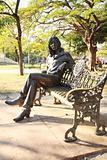Statue of John Lennon Cuba