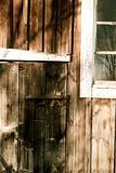 Derelict Vintage wall