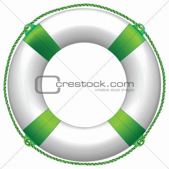 green life buoy