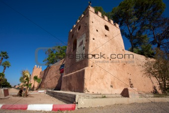 Fortification in Marrakesh