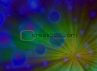 Abstract Explosion Design