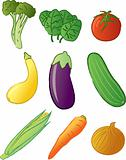 Produce - Vegetables