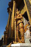 Demon Guardian Wat Phra Kaew Grand Palace