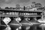 Old bridge of Bassano del Grappa