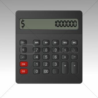 Business calculator.