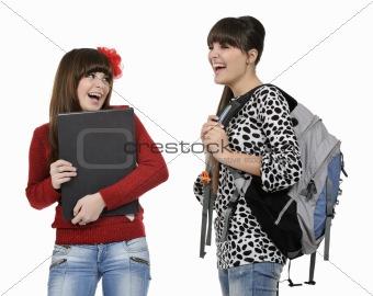 classroom friends