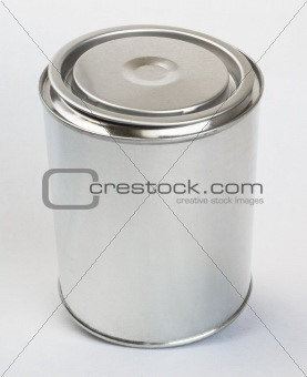 One paint can