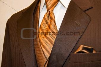 Rich Brown Tux
