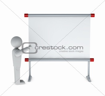 blanck whiteboard
