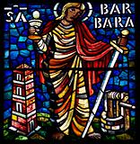 St Barbara