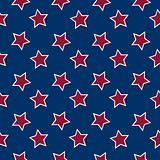 american flag stars background