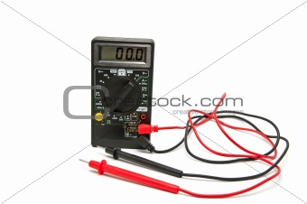 Electronic voltmeter