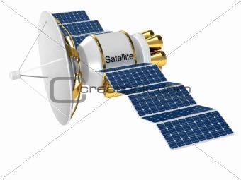 Artificial Earth satellite