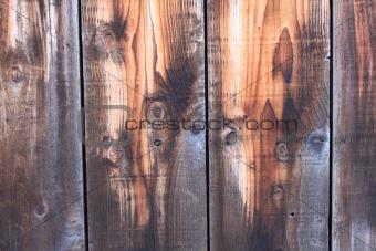 aged wood board
