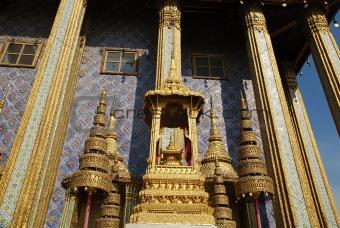 Pra Kaew/national palace