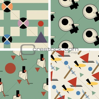 suprematism patterns