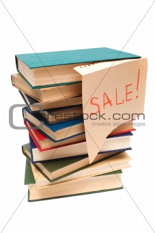 sale of old books