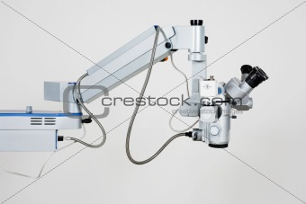microscope for medical researches