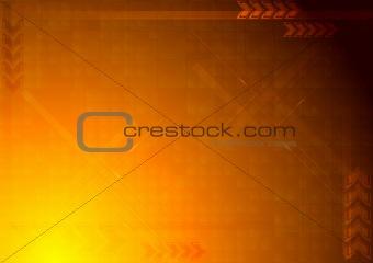 Bright technical backdrop
