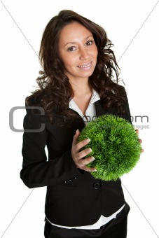 Green business concept