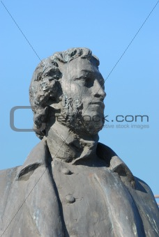 Monument to the Alexander Pushkin