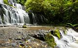 Purakanui Falls Catlins District South Otago