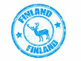 Finland stamp