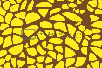 abstract wild vector textile, africa zoo fake paper background
