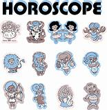 Horoscope girl